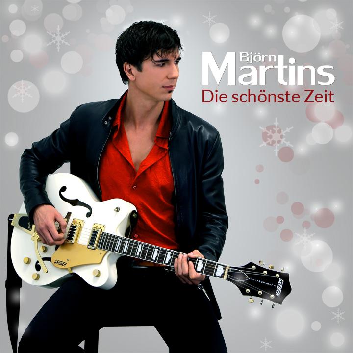 Albumcover Björn Martins Die schönste Zeit xmas Cover 2019