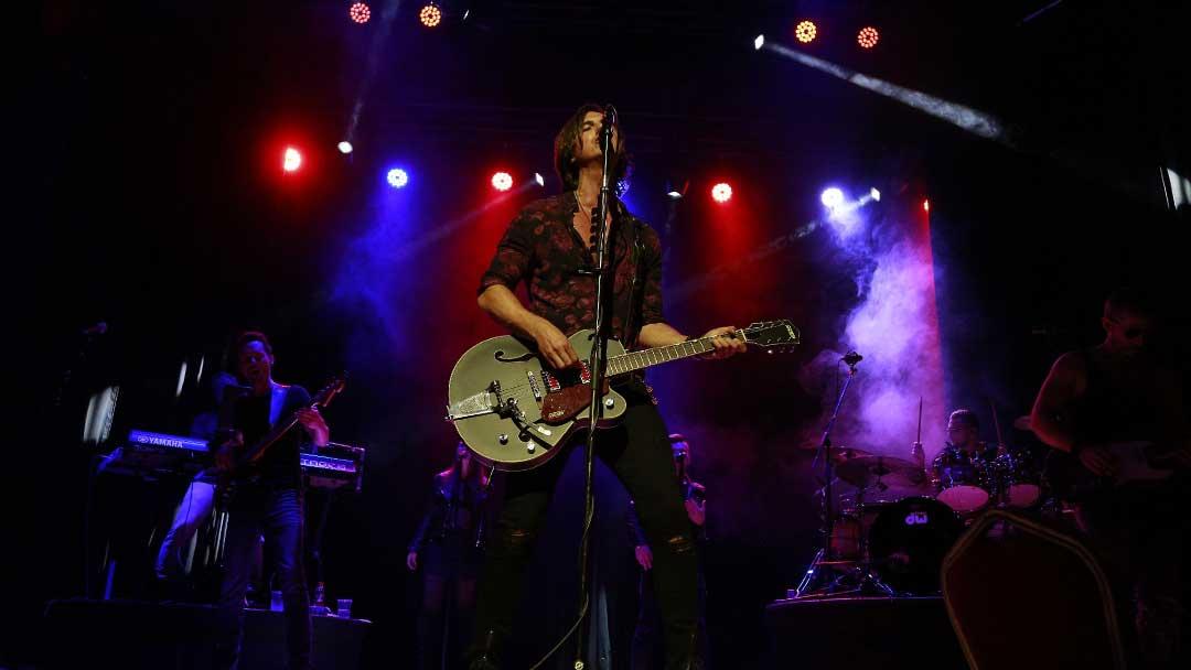 Björn Martins Showcase Live in Dresden
